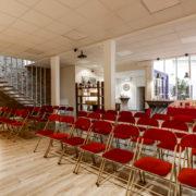 Salle Roland Garros